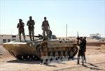 Quân đội Syria đánh bật IS khỏi tỉnh Hama