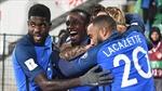 Pháp phá 'dớp' trên xứ sở hoa hồng, Hà Lan 'cạn' hy vọng dự World Cup 2018