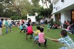 Người Việt tại Ấn Độ vui Tết Trung thu