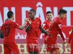 V.League 2017: Hải Phòng giành 3 điểm trên sân nhà