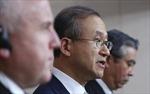 Hàn - Mỹ - Nhật nhất trí tìm kiếm mọi phương án ngoại giao với Triều Tiên