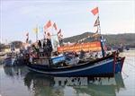 Phối hợp xử lý tàu cá mất kết nối với trạm bờ