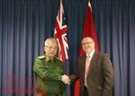 Đối thoại Chính sách Quốc phòng Việt Nam - Australia lần thứ nhất