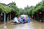 Miền núi Quảng Ngãi chủ động ứng phó với thiên tai