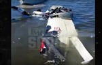 Khoảnh khắc máy bay rơi xuống vịnh, siêu sao bóng chày Roy Halladay tử nạn