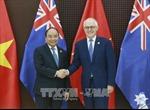 Điện mừng kỷ niệm 45 năm quan hệ ngoại giao Việt Nam - Australia