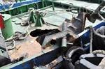 Tàu phát nổ ở buồng máy, bốn thuyền viên bỏng nặng
