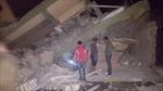 Cận cảnh sức tàn phá khủng khiếp của trận động đất 7,3 độ Richter ở biên giới Iraq-Iran
