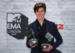 Giải EMA 2017: 'Tân binh' Shawn Mendes gây ấn tượng mạnh