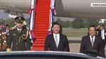 Chủ tịch Trung Quốc Tập Cận Bình thăm Lào