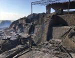 Hỏa hoạn phá hủy di tích 2.000 năm tuổi ở Peru