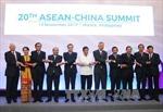 Trung Quốc đề xuất tầm nhìn đối tác chiến lược với ASEAN đến năm 2030