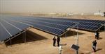 Hệ thống năng lượng mặt trời cho người tị nạn Syria
