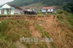 Quảng Nam di dời các hộ dân vùng sạt lở ở Nam Trà My