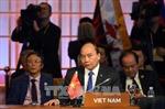 Thủ tướng Nguyễn Xuân Phúc phát biểu tại Hội nghị Cấp cao Đông Á lần thứ 12