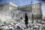 Điện chia buồn về trận động đất xảy ra tại khu vực biên giới Iran - Iraq