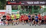 Hơn 5.000 vận động viên tham dự Giải Marathon Quốc tế Thành phố Hồ Chí Minh