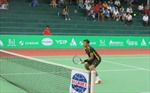 Thành phố Hồ Chí Minh nhất toàn đoàn tại giải quần vợt du lịch đồng bằng sông Cửu Long mở rộng