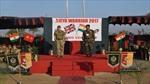 Ấn Độ, Anh bắt đầu cuộc tập trận chung ở Rajasthan