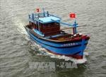 Gần 10 tỷ đồng hỗ trợ tàu cá khai thác thủy sản trên các vùng biển xa
