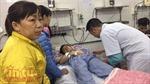 Nhiều nạn nhân vụ sập lan can trường tiểu học Văn Môn vẫn đang mê man