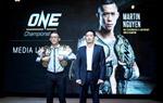 Võ sĩ gốc Việt giữ 2 đai vô địch thế giới Martin Nguyễn muốn vô địch cả 3 hạng cân