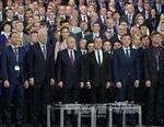 Hồ sơ ứng cử tổng thống của ông Putin được chấp nhận