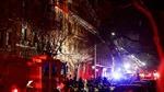 Cháy lớn ngay trung tâm New York gây thương vong lớn