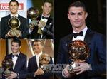 Cristiano Ronaldo tiếp tục bổ sung bảng vàng thành tích