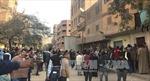 Có thêm thương vong trong vụ tấn công nhà thờ tại Ai Cập