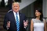 Nikki Haley – ngôi sao đột phá của chính quyền Trump