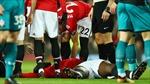Lukaku bị chấn thương nặng, Manchester United rớt xuống vị trí thứ ba
