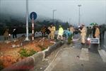 Hà Giang: Ô tô con lao vào nhóm công nhân làm đường, 5 người tử vong