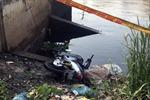 Bị nghi mất tích dưới sông Sài Gòn, hoá ra say xỉn đánh rơi xe máy dưới cầu