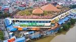 Nhiều vi phạm ở chợ Rồng, Ninh Bình