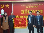 Sở Tư pháp Bắc Ninh nâng cao chất lượng tham mưu cải cách tư pháp