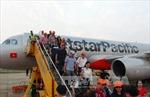 Máy tính cảnh báo giả, máy bay Jetstar phải quay lại Nội Bài