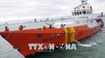 Cứu nạn thuyền viên gặp sự cố sức khỏe trên vùng biển Hoàng Sa