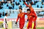 Chủ nhà Trung Quốc giành chiến thắng ấn tượng ngày khai mạc VCK U23 châu Á