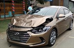 Tai nạn liên hoàn giữa 4 xe ô tô trên Quốc lộ 22, giao thông ùn tắc kéo dài