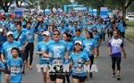 8.000 vận động viên tham gia Giải Marathon TP Hồ Chí Minh 2018