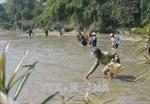 Điện Biên: Vỡ bể chất thải của nhà máy tinh bột sắn, suối Nậm Núa ô nhiễm nghiêm trọng
