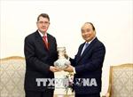 Thủ tướng Nguyễn Xuân Phúc tiếp Đại sứ Áo nhận nhiệm vụ công tác tại Việt Nam