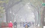 Vịnh Bắc Bộ mù sương, Bắc Biển Đông gió giật cấp 7
