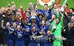 Manchester United dẫn đầu thế giới về khả năng kiếm tiền