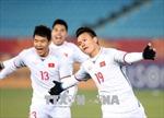U23 Việt Nam đắt sô phỏng vấn