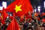 Báo nước ngoài: Việt Nam thực sự 'sốt bóng đá' trước trận chung kết U23 châu Á