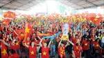 AFF Suzuki Cup 2018: CĐV Việt Nam được dành 2.400 vé trận Myanmar-Việt Nam