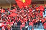 'Chảo lửa' Hàng Đẫy tự hào hát mãi tên... U23 Việt Nam ơi!