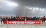 Người Việt ở nước ngoài cuồng nhiệt với U23 Việt Nam